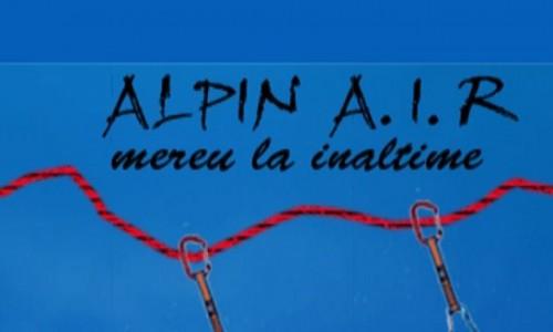 Alpin Air – liderul la inaltime de care ai nevoie!