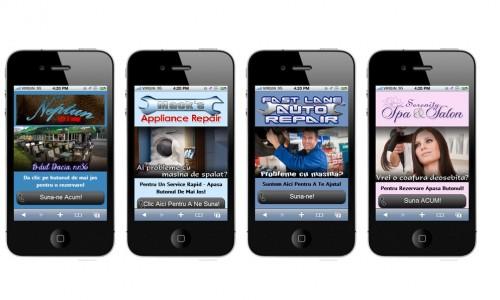 Optimizarea website-ul pentru smartphone