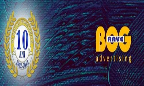 Materiale promotionale de lux de la Bograve Advertising!