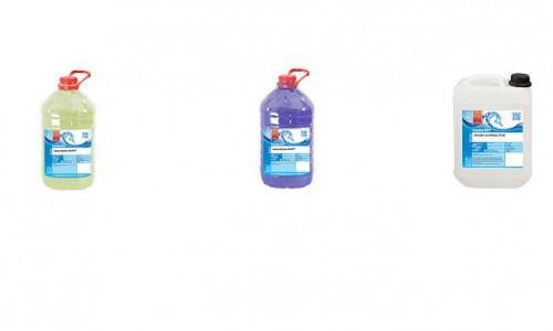 Detergenti auto produsi si distribuiti de Mopeka Impex