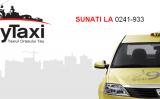 City Taxi iti transporta si bunurile!