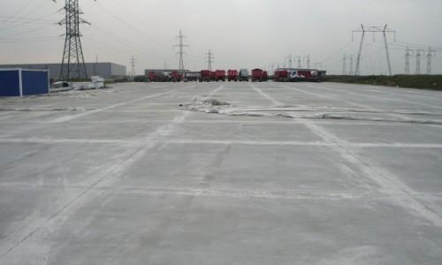 Pardoseala industriala din beton la preturi avantajoase doar prin Real Pav