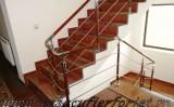 Casa cu Fier Forjat – Balustrade din inox pentru un spatiu elegant si luxos!