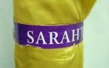 Calitatea este oferita de materialele Sarahtex!