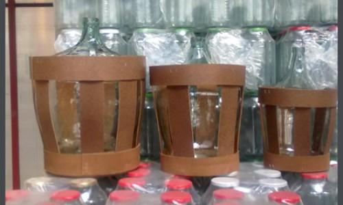 Pastreaza bauturile in damigene de sticla – Expiglass
