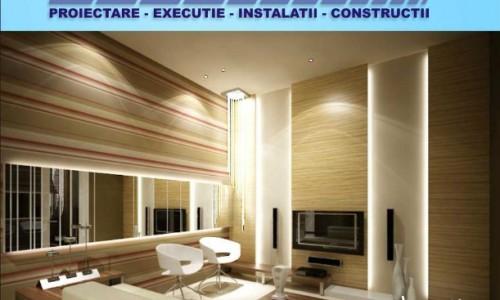 Amenajari interioare cu stil doar prin Lavobad Electric