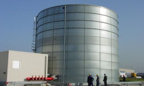 Depozitarea apei potabile in conditii excelente!- Eco Avangard