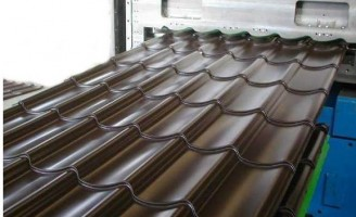 Hi-Tech Machinery iti ofera linii productie tabla tip tigla