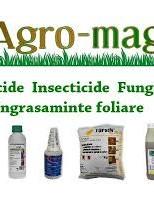 Agro-mag: erbicide pentru toate tipurile de culturi