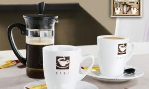 Romrast ofera set cesti cafea!