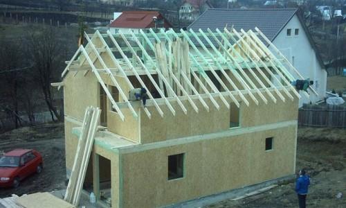 Case lemn prefabricate de la Class Meister!
