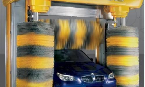 Utilaj automat spalatorie auto, doar prin IPC WASH Systems!
