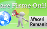 Lista cu firme din Romania la un click distanta doar pe afaceriromania.eu!
