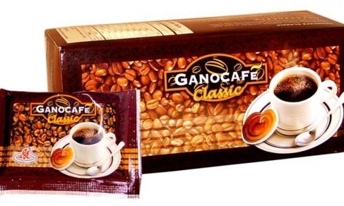 Cafea Ganoderma!