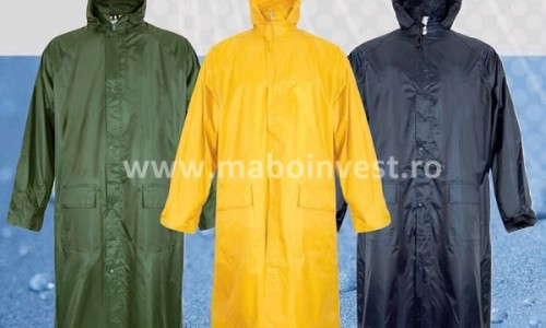 Imbracaminte protectie impermeabila. 7 piese de rezistenta de la Mabo Invest