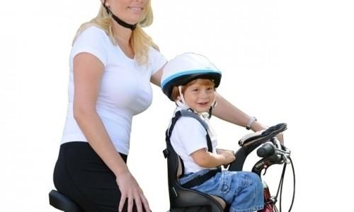 Scaun bicicleta pentru copii de la Weeride!