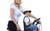 Scaune de bicicleta cu prindere fata –  siguranta, confort si supraveghere permanenta a copilului in timpul plimbarilor cu bicicleta!