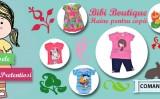 Haine copii? Bibi's Boutique-Magazinul preferat al copiilor! Mii de articole, la preturi bune