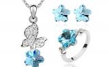 Cheri Bijou-Set bijuterii cristale. Cum alegi bijuteria perfecta?
