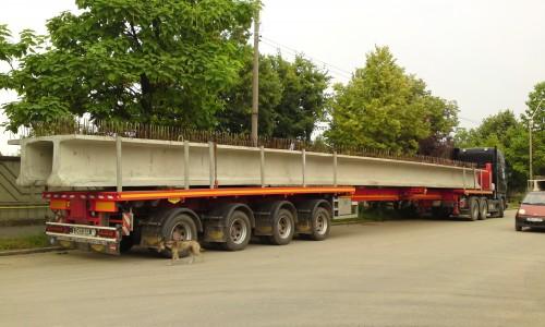 Transport agabaritic-Cu Moldotrans este mai usor sa cari marfa!