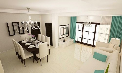 Design interior perfect pentru o casa placuta