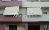 Confort System, copertine verticale balcon pentru un plus de intimitate si protectie impotriva ploii/a soarelui!