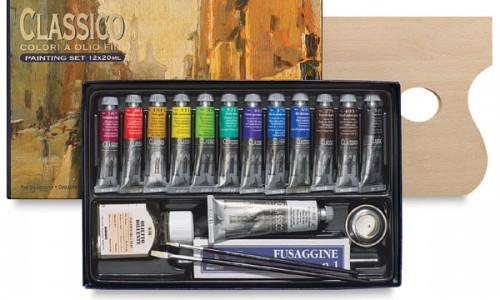 Informatii generale despre culori de ulei