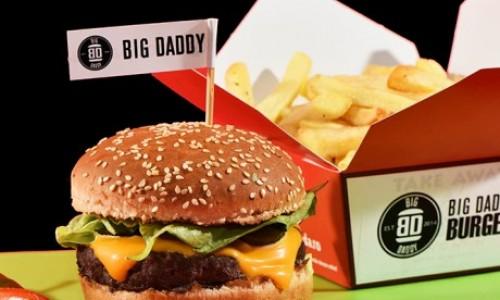 Burgeri la domiciliu de la Big Daddy Burgers – savureaza un burger acasa oricand iti este pofta!