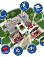 Casele viitorului, case inteligente BMS de la Napa Impex