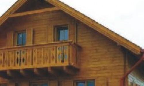 Ai ales sa iti faci casa din lemn? Atunci ai nevoie de un tratament lemn de buna calitate
