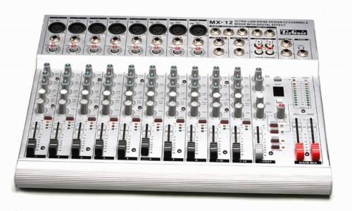 Mixer audio si calitatea serviciilor in magazine