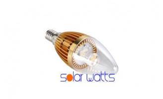 Becuri LED de la Solar Watts, calitate si rezistenta inca din 2009