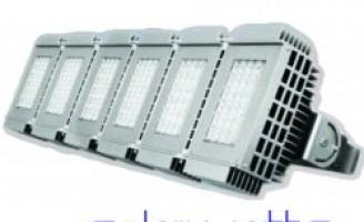 Lampi pentru tunel cu LED-uri oferite de Solar Watts, compania care aduce lumina ieftina