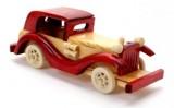 De ce sa-i cumperi si tu copilului tau jucarii de lemn
