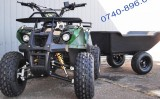Remorcile pentru ATV mai mult decat niste simple utilaje