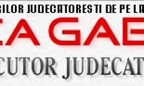Executor judecatoresc