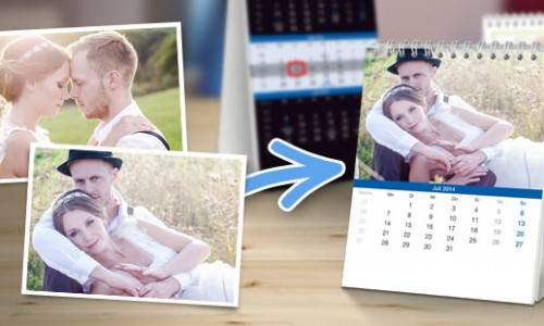 Calendarul personalizat de birou – tip agenda