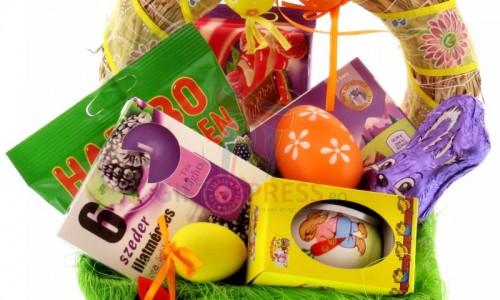 Cosuri de Paste de la Gift Express – surprinde-ti rudele si prietenii cu atentii aparte!