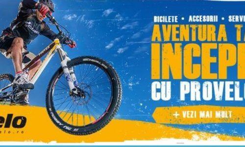 Provelo, un magazin biciclete Bucuresti pentru toti