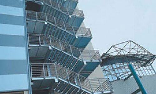 Trepte metalice de la Dovexim – Pentru acces usor in diverse spatii