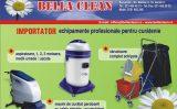 Bella Clean importa si comercializeaza echipamente de curatenie profesionale