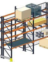 Rafturi metalice pentru paleti – pentru afacerea d-voastra