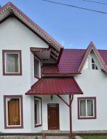 Tigla metalica pentru un acoperis rezistent si elegant gasiti in oferta companiei Tacone