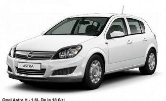 Rent a car in Bucuresti, la pret mic sa chefuiesti
