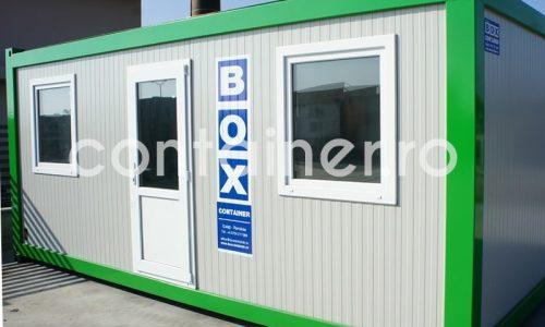 Containere modulare de la Box Container – alternativa sigura pentru santierul tau!