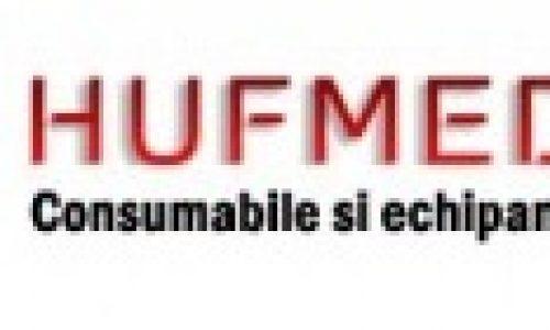 Hufmed promoveaza consumabile medicale de calitate