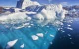 Coastele calotei glaciare Groenlanda vor dispărea