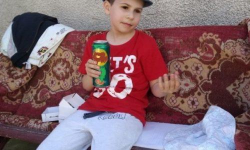 Un băiețel de 9 ani a dispărut din parcul situat în Piața Unirii din Focșani