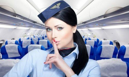 Ce secrete au divulgat stewardesele unei companii aeriene