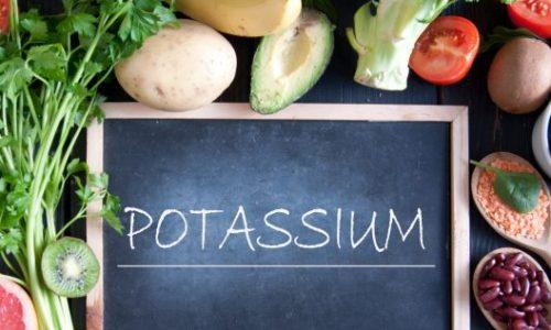 Alimentele bogate în potasiu. Care sunt acestea?